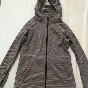 Striped Lululemon Jacket
